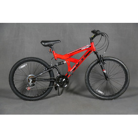 Oferta! Bicicleta Montaña Next Gauntlet R.24 Roja