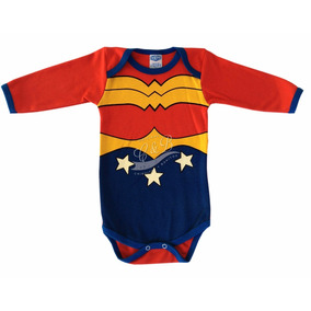 Pañalero Wonder Woman Liga De La Justicia Original