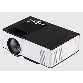 Proyector Led Usb, Hdmi, Vga, Micro Usb, Tv 1500 Lumens