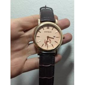 38726dd05df Pulseira Montblanc - Relógios De Pulso no Mercado Livre Brasil