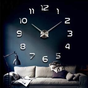 db8e49eaf5 Relogio De Parede Para Escritório - Relógios no Mercado Livre Brasil