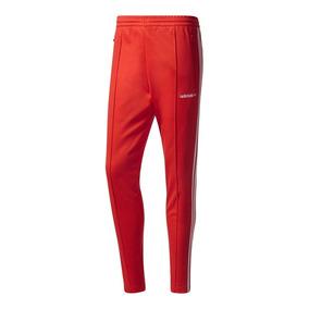 Pants adidas Originals Rojo Hombre Br2213 Look Trendy