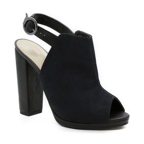Open Back Boots - Shoes Inbox