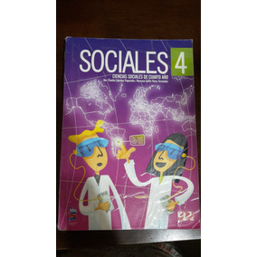 Libro Ciencias Sociales De Cuarto Año