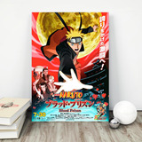 Cuadros Mdf Naruto Mural Afiches Posters 60x40 Series Anime