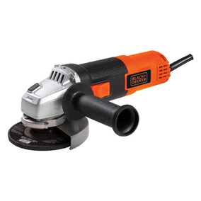 Amoladora Angular 115mm 820w Black + Decker G720n
