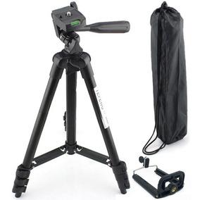 Tripode Extensible 35-105cm Para Cámara O Celular C/soporte®
