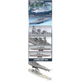Maqueta Graf Spee 1/350 Par Armar
