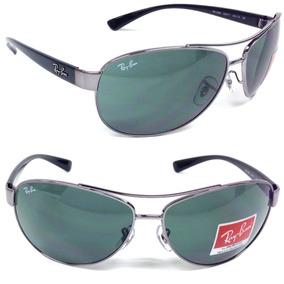 48791dea8a35b Oculo De Sol Para Rosto Fino Ray Ban Aviador Original - Acessórios ...