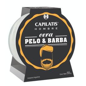 Cera Para Cabello Y Barba 55 Capilatis 55 Gr.