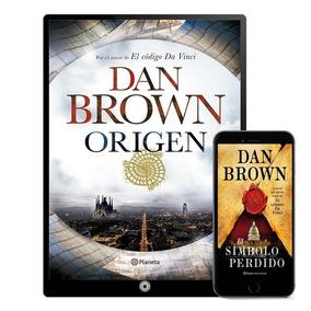 Origen Dan Brown Coleccion 7 Libros Pdf - Epub - Mobi Ebook
