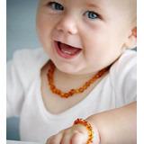 Collar Ambar Bebe - Mvd Kids