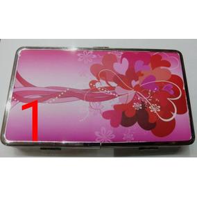 Paquete 6 Monederos Porta Celular Metálicos Nuevo Modelo