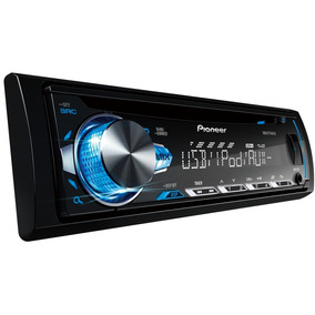 Autoestereo Pioneer Deh-x10 Cd Usb Bluetooth