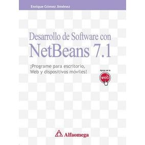 Libro Desarrollo De Software Con Netbeans 7.1 - Escritorio