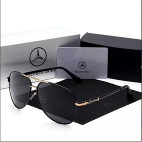 Óculos De Sol Mercedes Benz Original Uv400 Made In Itália .