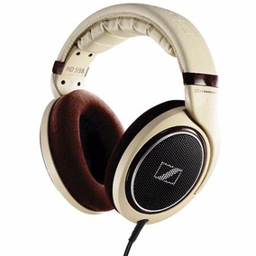 Auricular Sennheiser Hd 598. Open Box