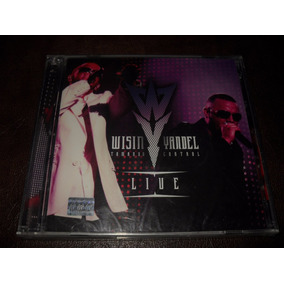 Wisin Y Yandel Tomando El Control Live Cd Y Dvd Nuevo Sellad