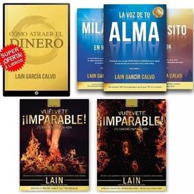 Lain Garcia Calvo 6 Libros (la Voz De Tu Alma) Y Mas...