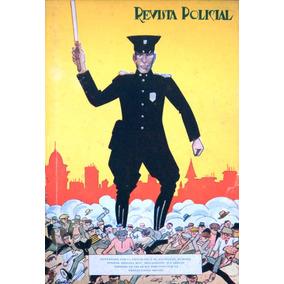 Antigua Revista Policial De La Nación Nº 52 (abril 1931)