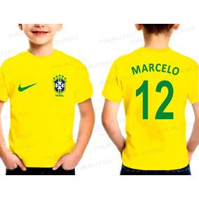 21afa15f21 Camisetas Para A Copa E Carnaval - Camisetas para Meninos no Mercado ...
