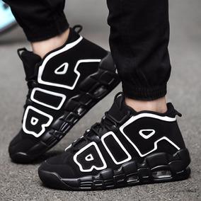 separation shoes 14c9a e5243 ... france tenis nike air max uptempo black e1e2d e2bd2