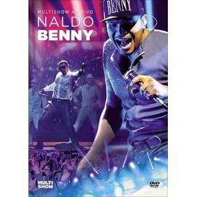 Dvd Naldo Benny - Multishow Ao Vivo (lacrado)