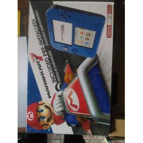 Nintendo 2ds Azul Semi Novo
