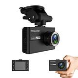 Toguard Mini Dash Cam, Car Driving Recorder, Full Hd 1080p 1