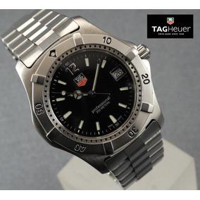 8c15d3279a3 Relógio Suíço Masc. Tag Heuer Professional 200m Wk 1110-1