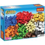Cogo Bloques Libre Construccion 550 Piezas Comp Lego St