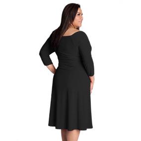 Vestido Elegante Tallas Extra Grandes Envío Gratis 3009