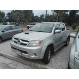 Toyota Hilux 3.0 D/cab 4x4 Srv Lim P/4 2007