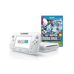 Console Nintendo Wii-u 8 Gb/ Branco Na Caixa + Brinde