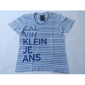 Camiseta Calvin Klein Feminina - Calçados, Roupas e Bolsas em São ... e0ae22ae85