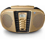 Philips Reproductor Bluetooth Px3225gt Tsuy