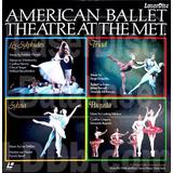 American Ballet Theatre At The Met Laserdisc Envio Gratis