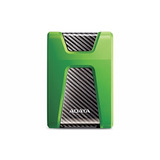 Disco Duro Adata Externo 1tb Portatil Xbox One Hd650x Verde