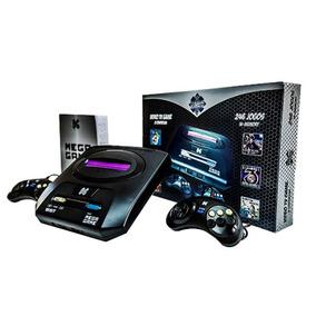 Vídeogame Com 123 Jogos Na Memória 2 Controles Mega Games