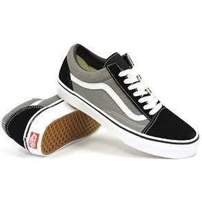 zapatilla old skool negra vans