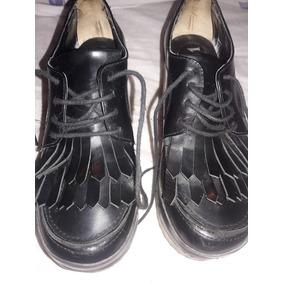 5eda4acab22 Mocasines Altos Con Flecos - Zapatos de Mujer en Mercado Libre Argentina