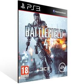 Battlefield 4 Bf4 Ps3 Midia Digital Cod Jogos Envio Rápido!