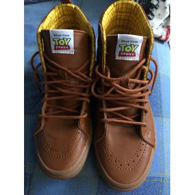 Vans Toy Story Woody naranja