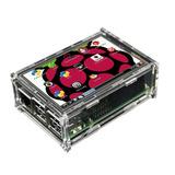 Raspberry Pi 3 Mod B + Display 3.5 Touchscreen + Case