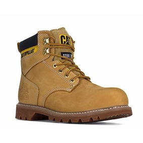 Botas De Trabajo Caterpillar Second Shift 6 S/t Miel 89162