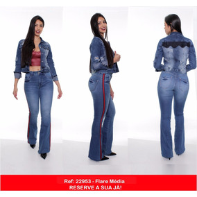 fafe65543 Kit Calças Femininas Jeans Biotipo - Shorts Jeans Femininos no ...