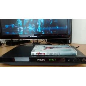Dvd Philips Dvp3820kx