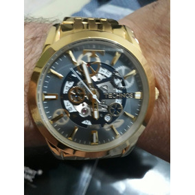 52c97b38fc8 Relogio Allora Fabricante Technos Varios - Relógio Masculino no ...