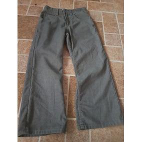 Jeans Ben Sherman 7 Años Pana Gris
