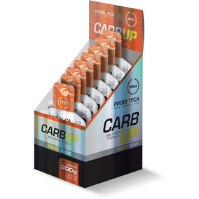 Carb Up Gel Caixa Com 10 Sachês - Probiótica - Laranja